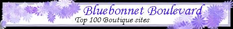 Bluebonnet Boulevard Top 100 Boutiques